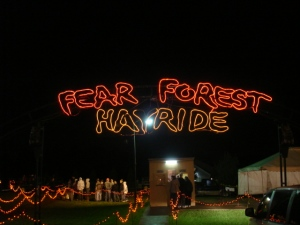 So I Went To Fear Forest Tonight