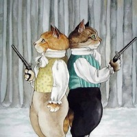 Cats With Weapons