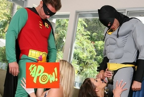 Batman porn videos