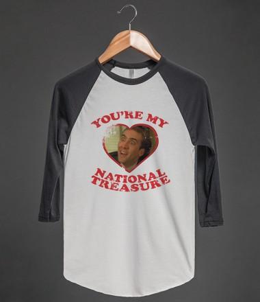 you-re-my-national-treasure.american-apparel-unisex-baseball-tee.white-asphalt.w380h440z1b3